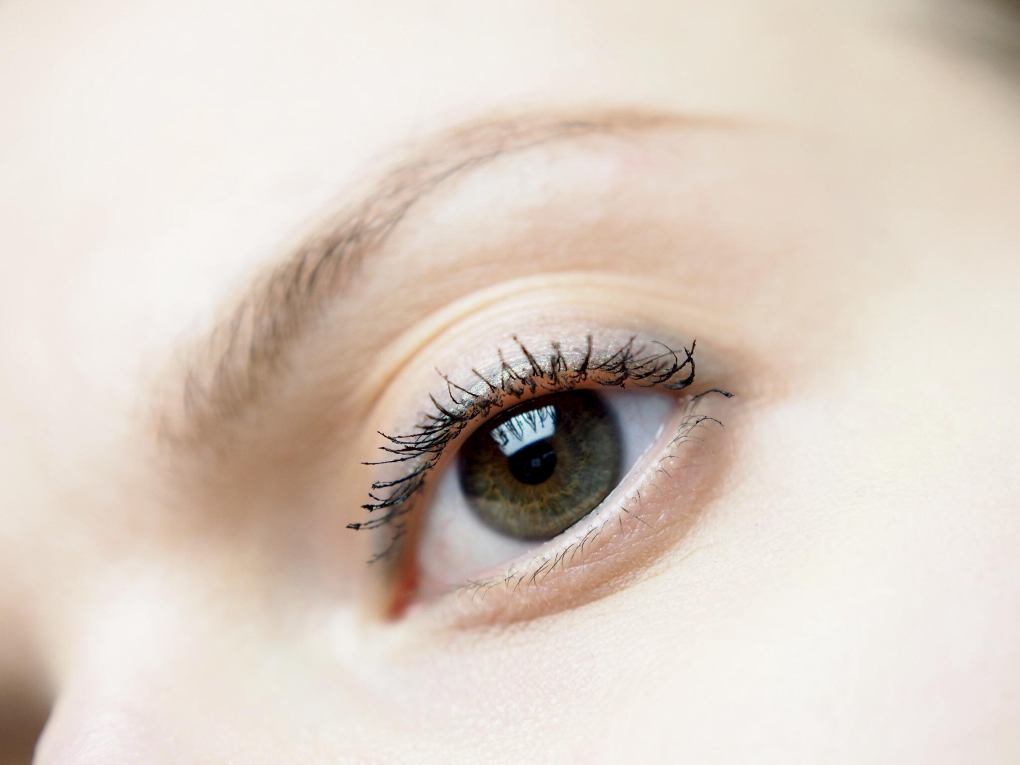mascara för mycket känsliga ögon