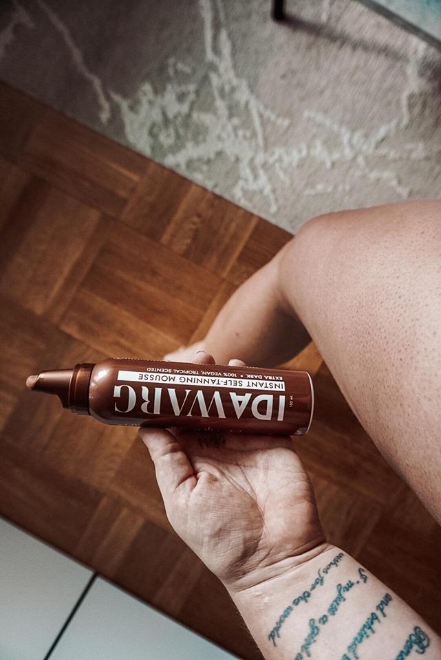 brun utan sol från Ida Warg