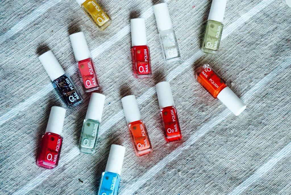 2 nya kollektioner med nagellack