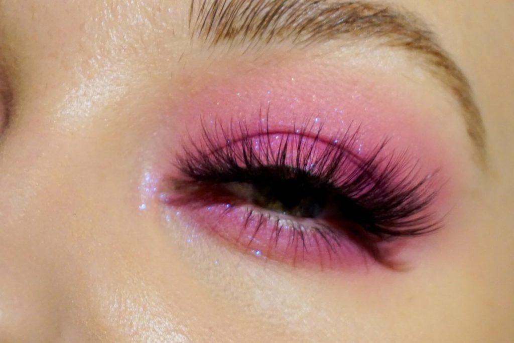 rosa och lila