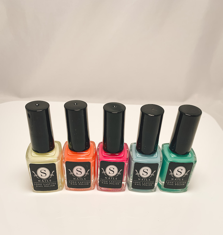 Sweden Nails Pride collection