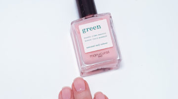 Manicurist Paris Green