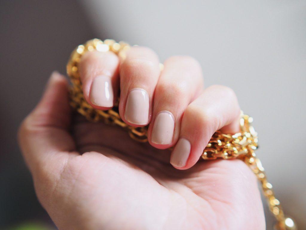Fixat naglarna