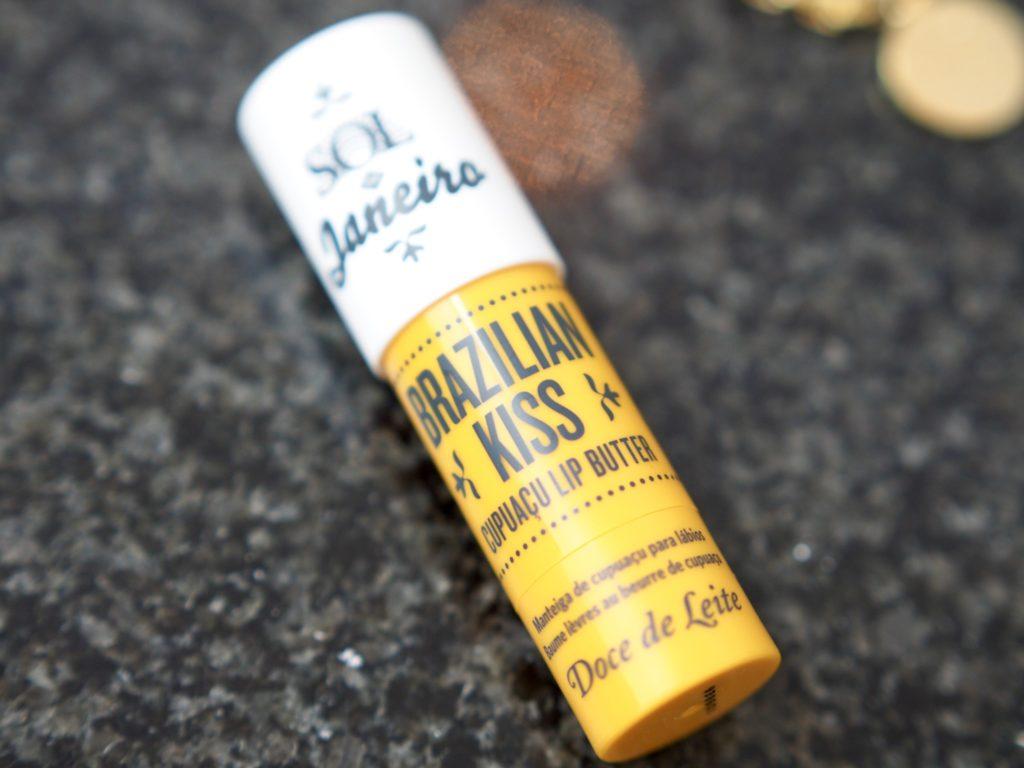 Lip butter från Sol de Janeiro