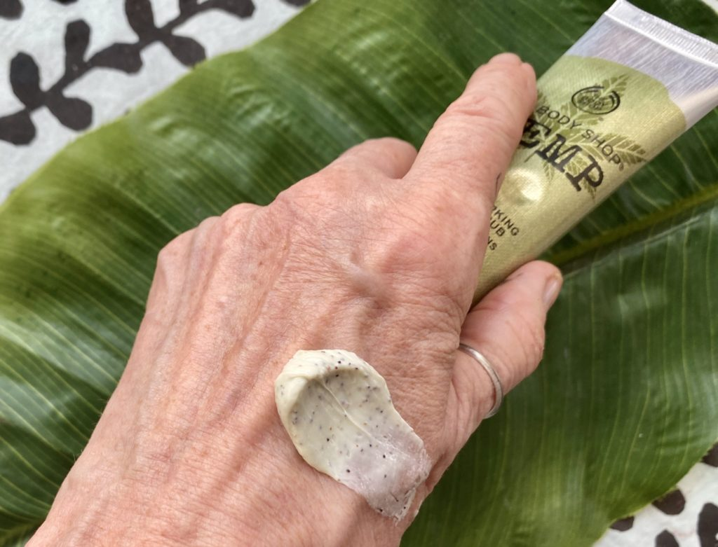 Hemp Hard-working Hand Scrub