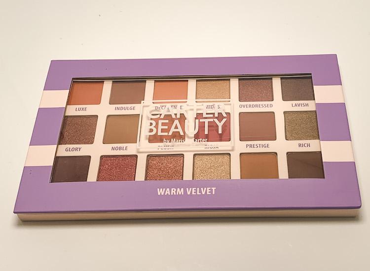 Carter Beauty Cosmetics Warm Velvet