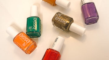 Essie classic summer collection 2020
