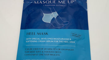 masque me up heel mask