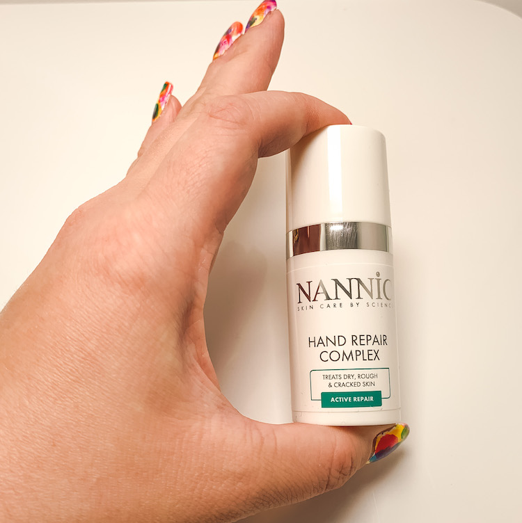 Nannic hand repair complex
