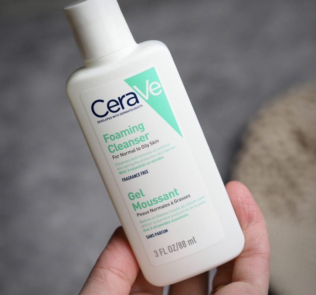 Foaming Cleanser från CeraVe