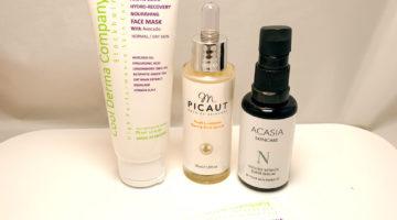 fyra spännande hudvårdsnyheter