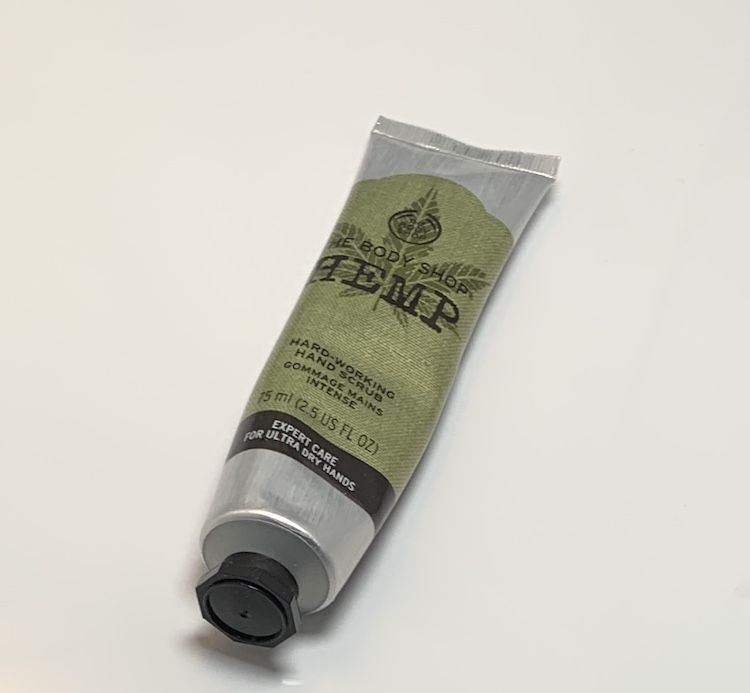 Hemp Hard-Working Hand Scrub