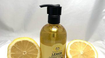 Body shop lemon hand