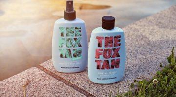 The fox tan