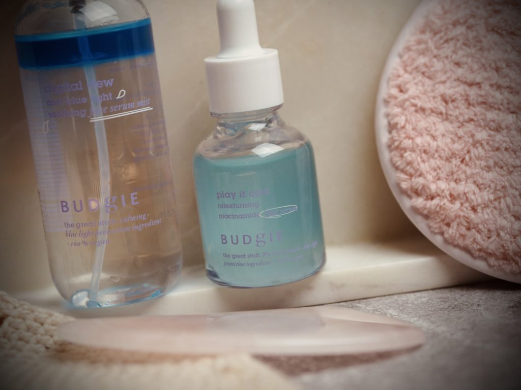 Budgie Play It Cool Face Serum