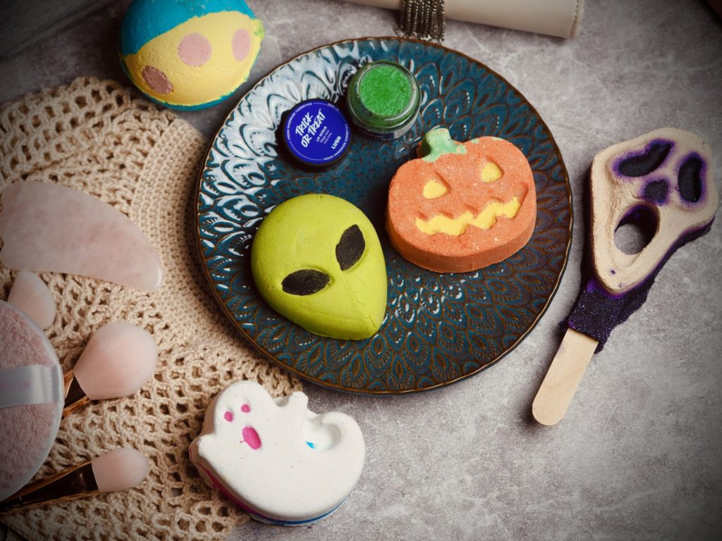 Halloween hos Lush