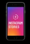 Sponsrad instagram story